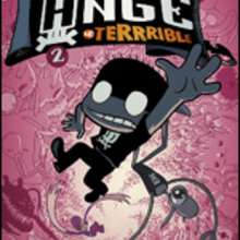 Album de BD : Ange le terrible - Tome 2