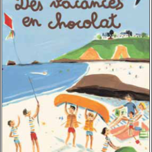 Livre : Des vacances en chocolat