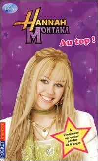 Livre : Hannah montana: au top !