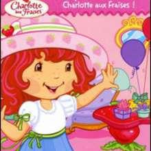 Livre : Joyeux Anniversaire Charlotte aux fraises !