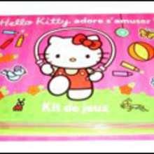Livre : Kit de jeux Hello Kitty