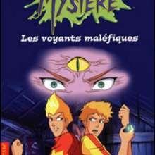 Livre : Martin Mystère: les voyants maléfiques