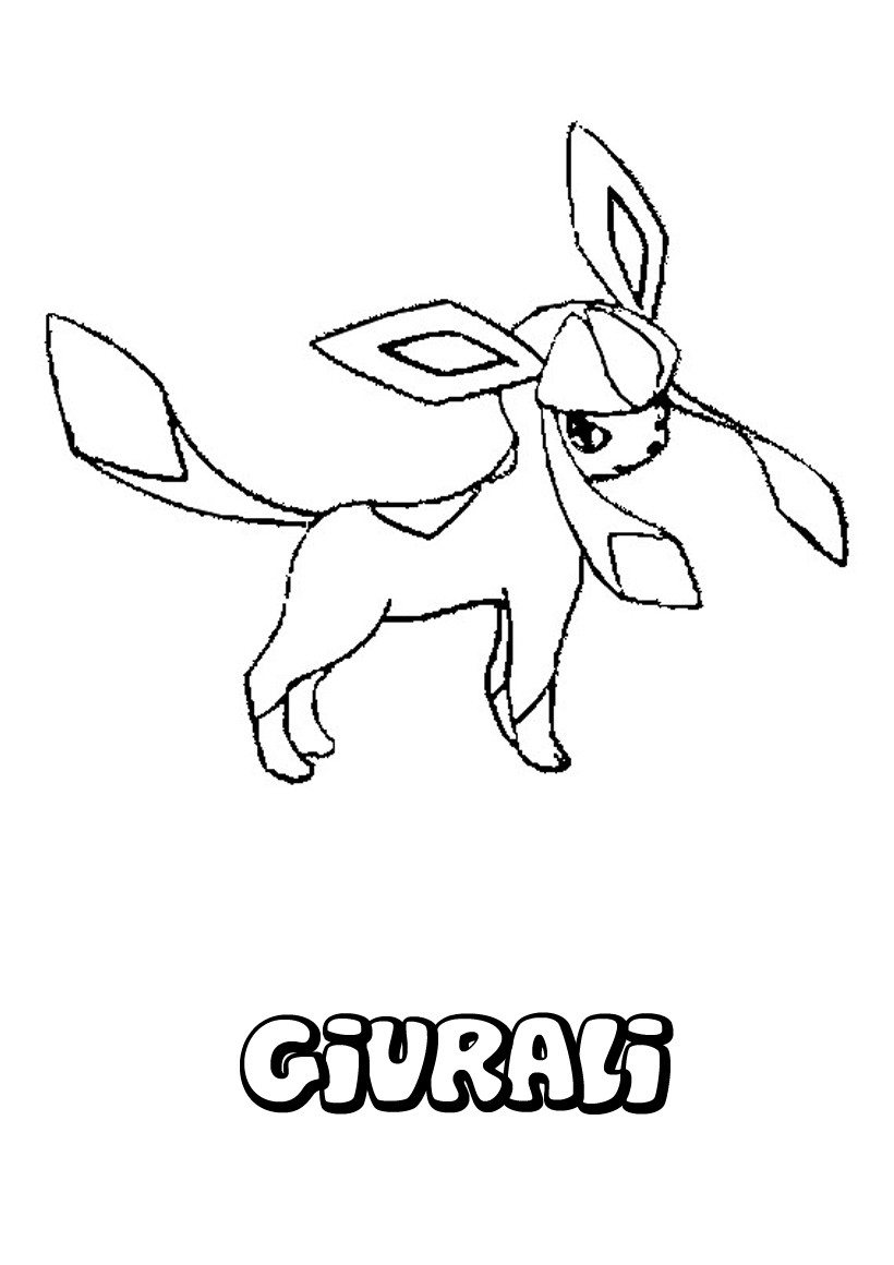 Coloriages givrali - Dessin facile de pokemon ...