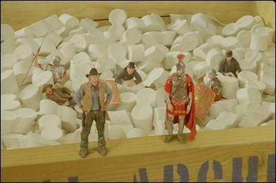 LA NUIT AU MUSEE 2  (en DVD le 21/10/09) - Vidéos - Les dossiers cinéma de Jedessine - Sorties DVD - Septembre et Octobre 2009