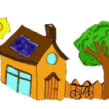 Une maison écologique - Activités - BRICOLAGE ENFANT - Bricolage Ecolo avec Tipi-Kiwi