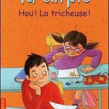 Livre : Suzie la chipie: Ouh! La tricheuse!