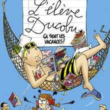 L'eleve ducobu, tome 15 : ça sent les vacances! - Lecture - BD pour enfant - Bande-dessinées pour les + de 10 ans