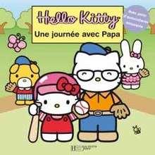 Hello Kitty : une journée avec papa