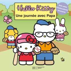 Livre : Hello Kitty : une journée avec papa