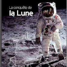 Livre : La conquete de la Lune
