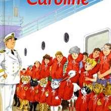 Livre : La croisière de Caroline