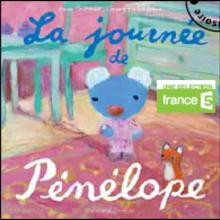 Livre : La journée de Penelope