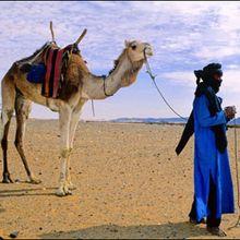 Reportage : Les Touaregs : peuple du désert
