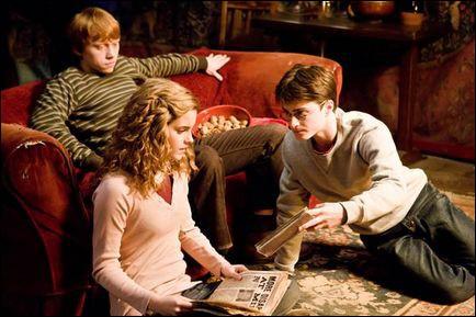 Harry Potter et le prince de sang melé  (au cinéma le 15/07) - Vidéos - Les dossiers cinéma de Jedessine - Archives cinéma