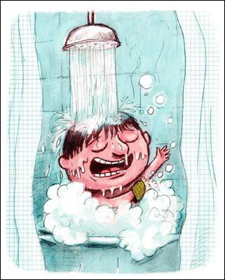 Contes pour enfants pourquoi faut il se laver lire - Se faire livrer de l eau ...