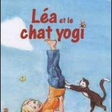 Livre : Léa et le chat Yogi