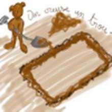Les fondations d'une maison. - Activités - BRICOLAGE ENFANT - Bricolage Ecolo avec Tipi-Kiwi