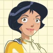 Dessine le visage d'Alex - Dessin - Apprendre à dessiner - Totally Spies : Apprends à dessiner tes héroïnes préférées