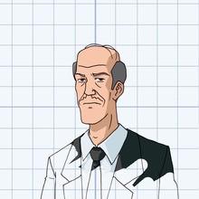 Dessine le visage de Jerry - Dessin - Apprendre à dessiner - Totally Spies : Apprends à dessiner tes héroïnes préférées