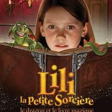 Film : Lili la petite sorcière, le dragon et le livre magique