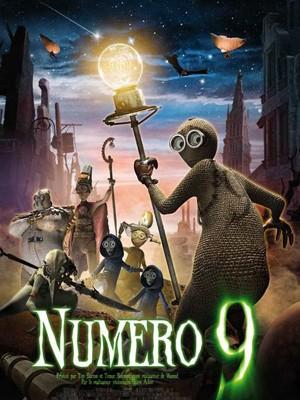 DVD - NUMERO 9 - Vidéos - Les dossiers cinéma de Jedessine - Sorties DVD - Janvier & Février 2010