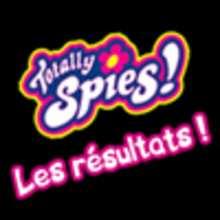 Résultats du concours des TOTALLY SPIES - Actualités