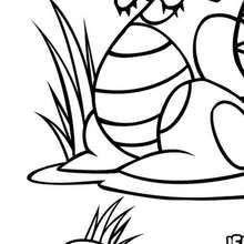 PARTIE 3 du grand coloriage de dinosaure - Activités - BRICOLAGE FETES - BRICOLAGE FETE DES DINOSAURES - Grand coloriage de dinosaure à assembler