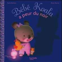 Livre : Bébé Koala a peur du noir