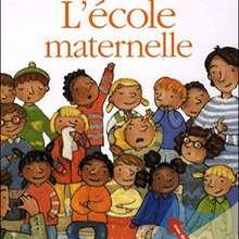 Livre : L'école maternelle
