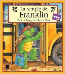 Livre : La rentrée de Franklin