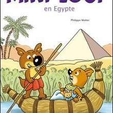 Livre : Mini-Loup en Egypte
