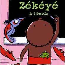 Livre : Zékéyé à l'école