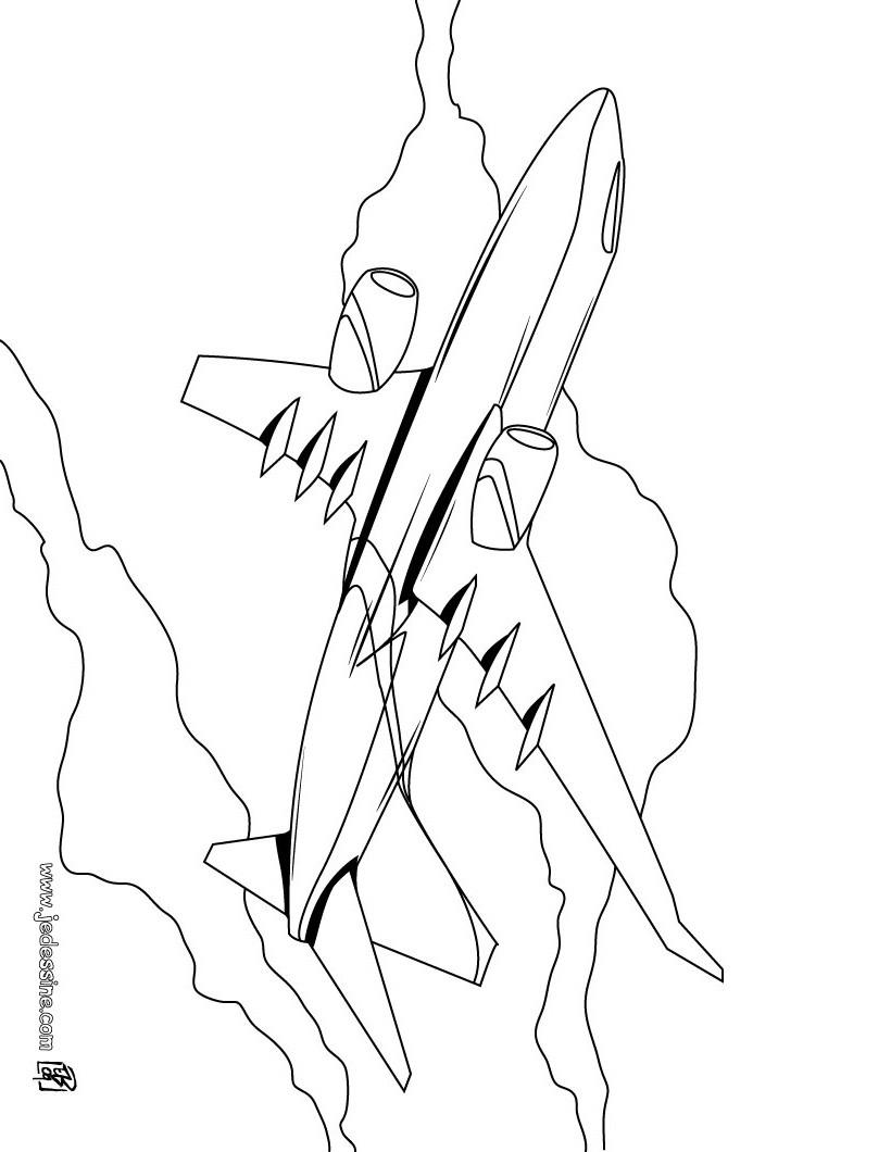 coloriages avions coloriages coloriage à imprimer gratuit fr