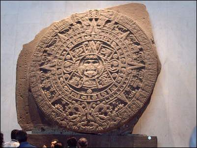 calendrier de pierre