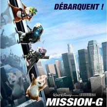 MISSION G  (au cinéma le 14/10) - Vidéos - Les dossiers cinéma de Jedessine - Archives cinéma