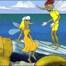 Les deux moustiques (au cinéma le 14/10) - Vidéos - Les dossiers cinéma de Jedessine - Archives cinéma