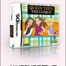 Jeu vidéo : QUEEN TEEN : THE CLIQUE