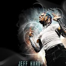 Le Catcheur Jeff Hardy