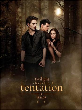 TWILIGHT 2 - Tentation  (au cinéma le 18/11) - Vidéos - Les dossiers cinéma de Jedessine - Archives cinéma