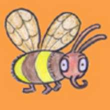 Dessiner une abeille - Dessin - Apprendre à dessiner - Dessiner des animaux