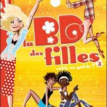 Bande dessinée : La BD des filles - Sable ou galets?