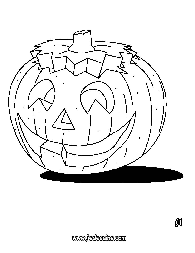 301 moved permanently - Dessin de citrouille halloween ...
