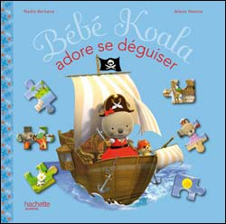 contes pour enfants b b koala adore se d guiser lire. Black Bedroom Furniture Sets. Home Design Ideas