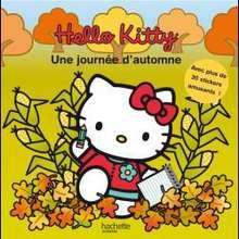Livre : Hello Kitty : Une journée d'Automne
