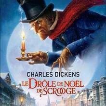 Livre : Le drole de Noel de Scrooge
