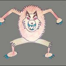 Tuto de dessin : Un loup-garou