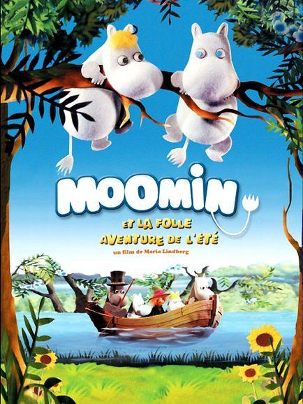 Moomin et la folle aventure de l'été  (au cinéma le 11/11) - Vidéos - Les dossiers cinéma de Jedessine - Archives cinéma