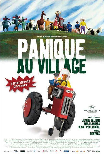 Panique au village  (au cinéma le 28/10) - Vidéos - Les dossiers cinéma de Jedessine - Archives cinéma