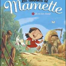 Album de BD : Les souvenirs de Mamette - Tome 1