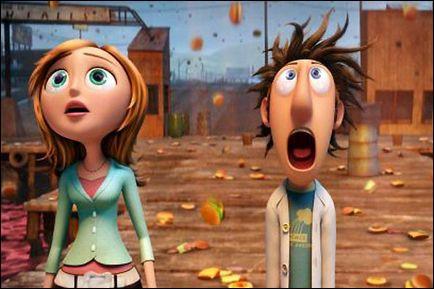 Tempete de boulettes géantes  (au cinéma le 21/10) - Vidéos - Les dossiers cinéma de Jedessine - Archives cinéma